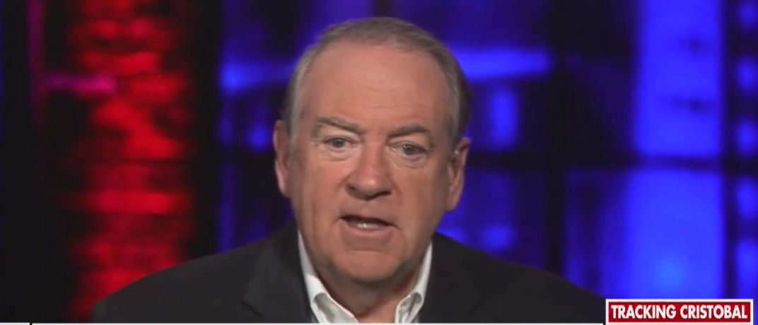 'Get Over It': Mike Huckabee Erupts On Romney, Bush, And Other Republicans Who Aren't Supporting Trump
