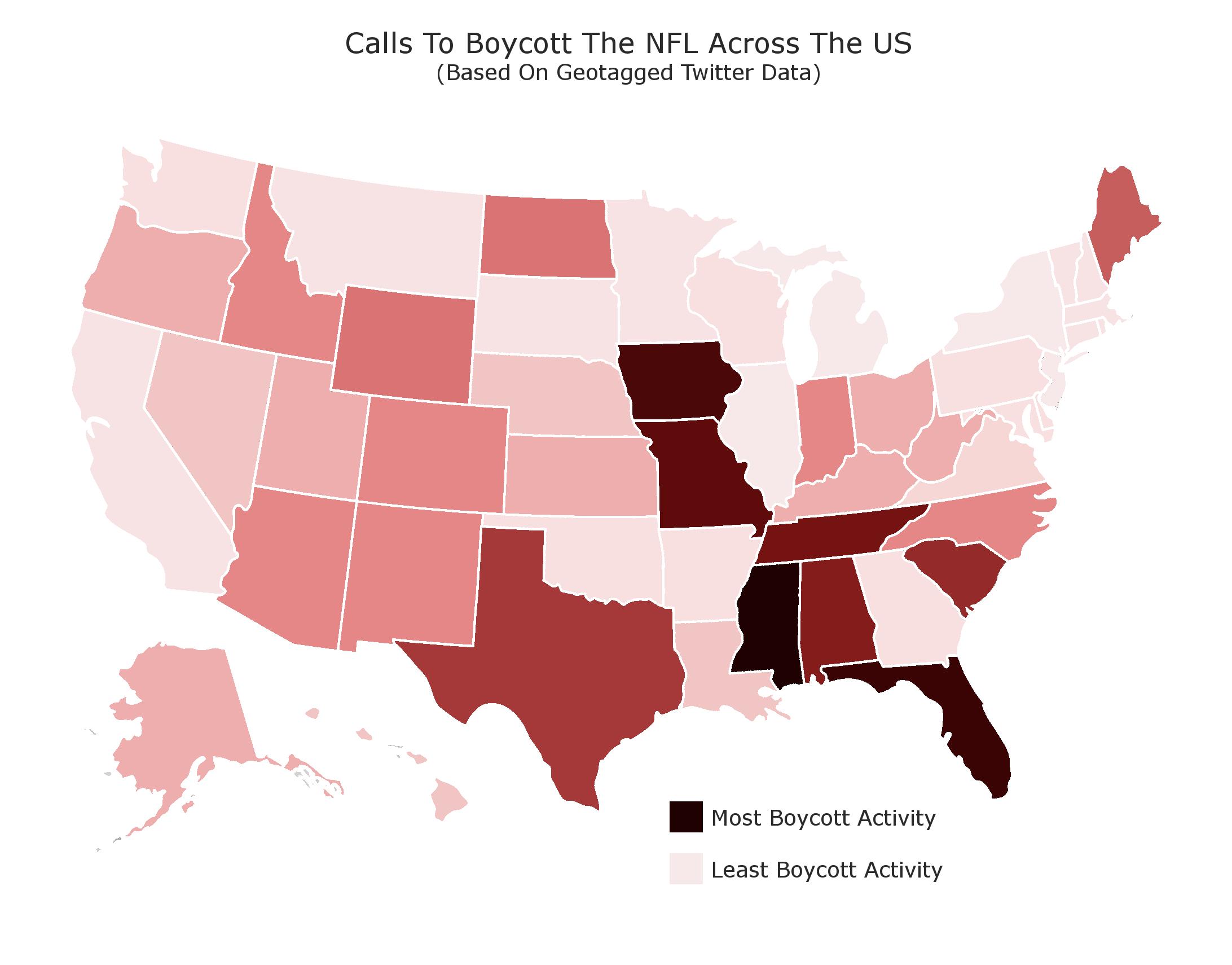 NFL Boycotts (Credit: sportsinsider.com)