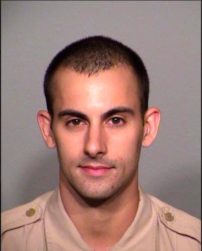 Photo courtesy of the Las Vegas Metropolitan Police Department.