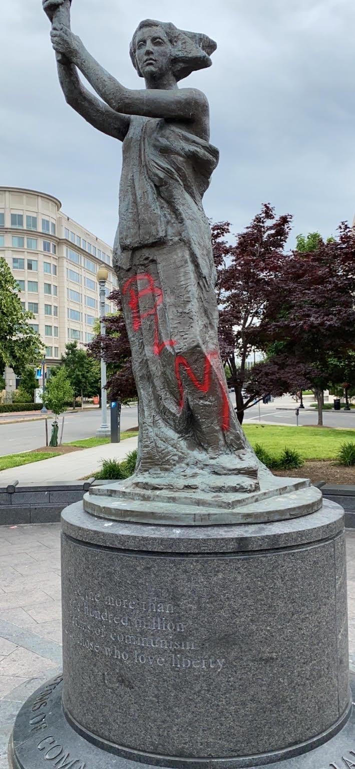 Victims of Communism Memorial, Photo courtesy of VOC.