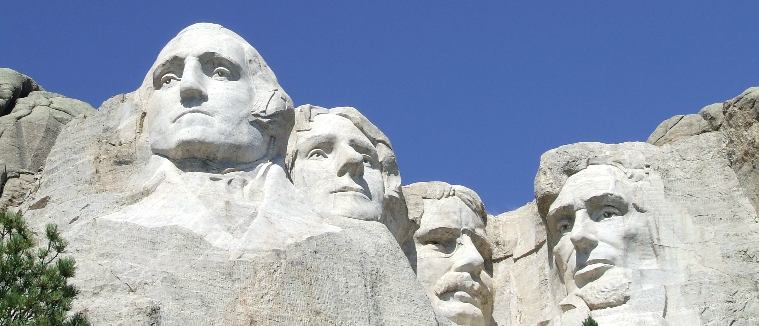 U.S. presidents George Washington, Thomas Jefferson, Theodore Roosevelt and Abraham Lincoln are sculpted on Mount Rushmore National Memorial in the Black Hills region of South Dakota, U.S. in this U.S. National Park Service photo taken on April 12, 2013. Courtesy NPS/Handout via REUTERS ATTENTION EDITORS - THIS IMAGE WAS PROVIDED BY A THIRD PARTY. EDITORIAL USE ONLY.
