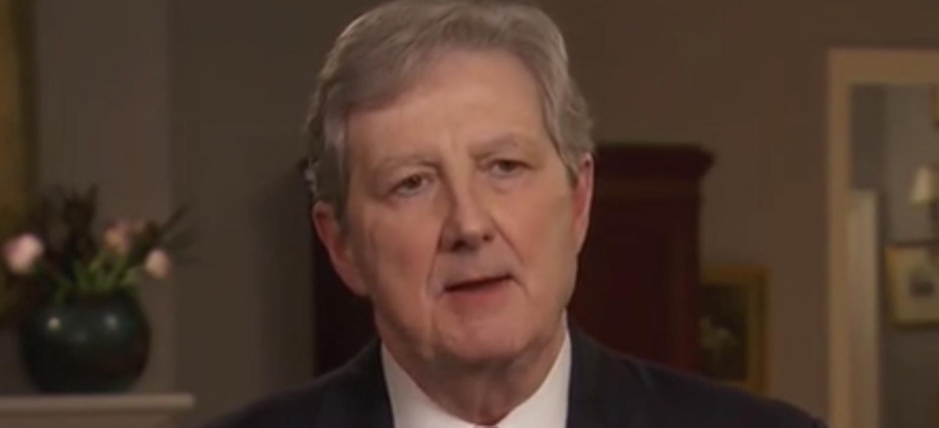 Sen. John Kennedy: Chicago Is 'Largest Outdoor Shooting Range In America'