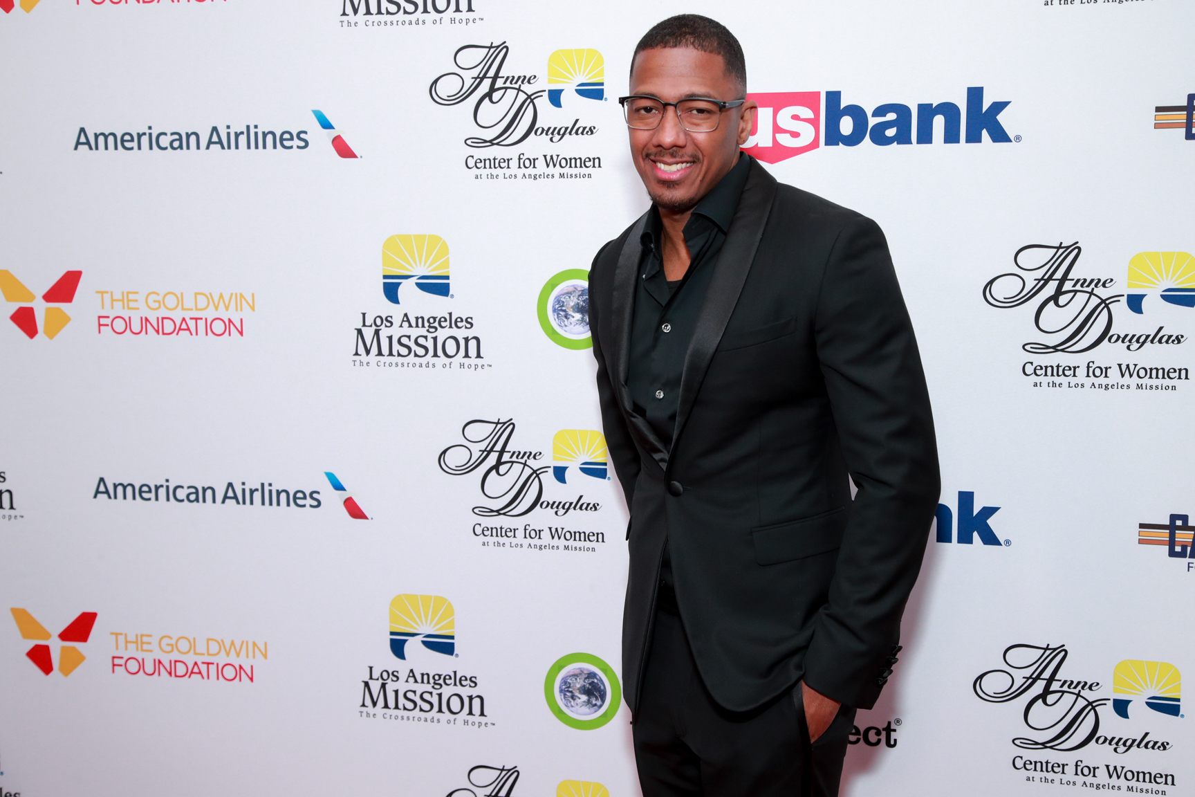 Nick Cannon attends The Los Angeles Mission Legacy of Vision Gala at The Beverly Hilton Hotel on October 24, 2019 in Beverly Hills, California. (Rich Fury/Getty Images)