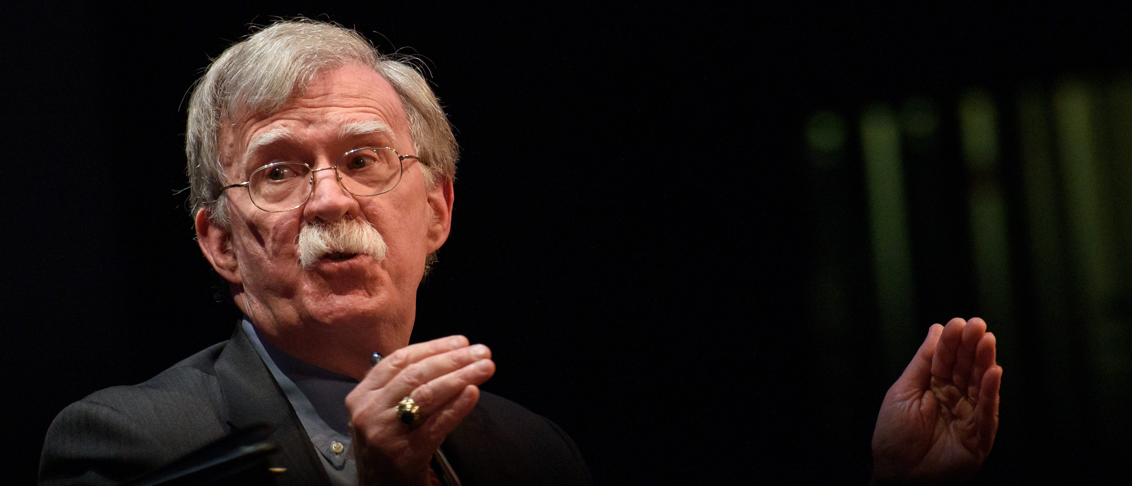 'That's The Position I'm Gonna Take': Bolton Refuses To Say Whether He Briefed Trump On Russia Bounty Intel