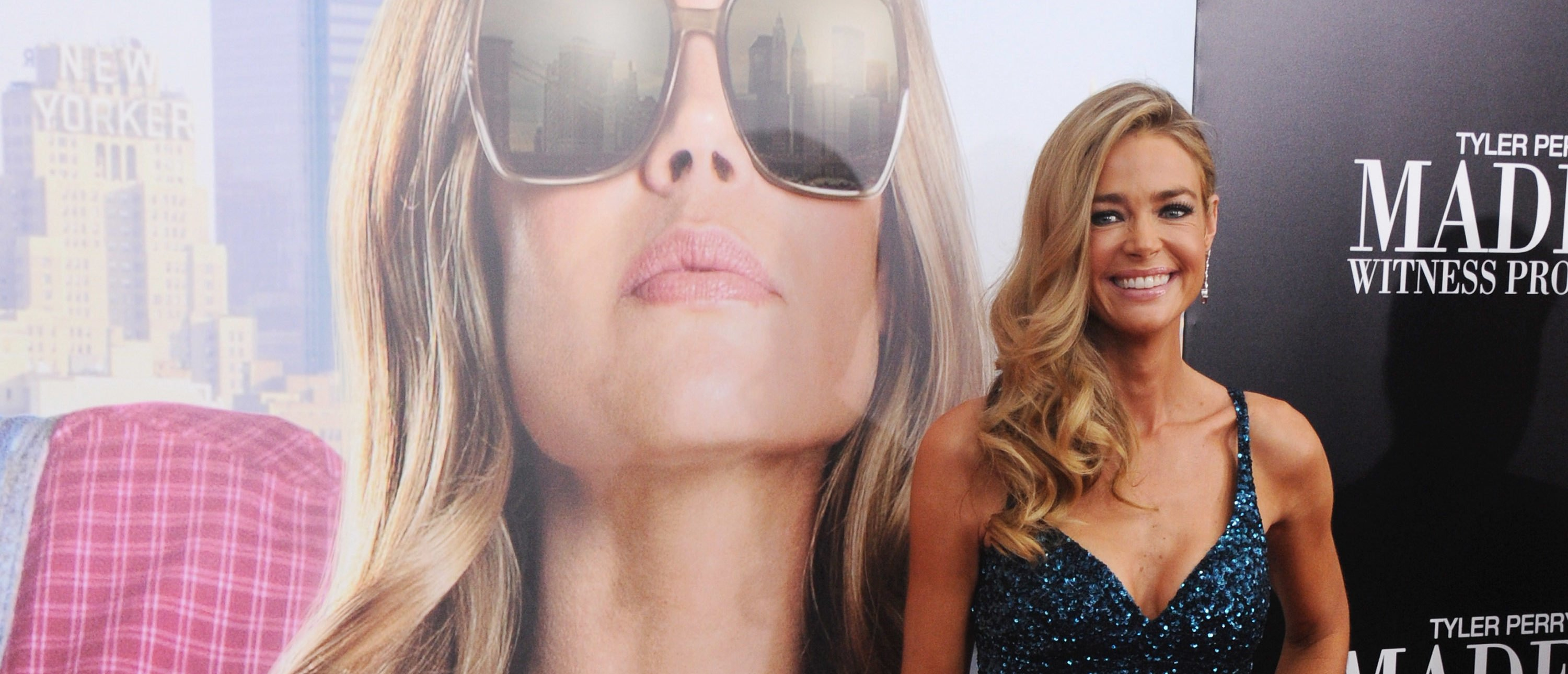 Denise Richards Responds To Claims Of Affair With Brandi Glanville After Picture Of Them Kissing Surfaces