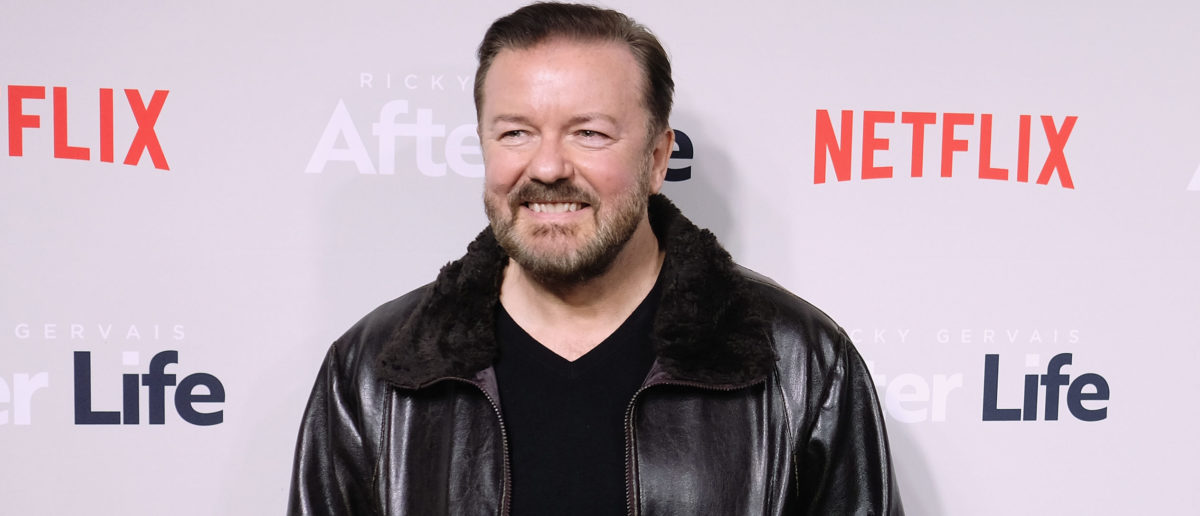 Child's play? Ricky Gervais gets into game show biz with a ... |Ricky Gervais Movies