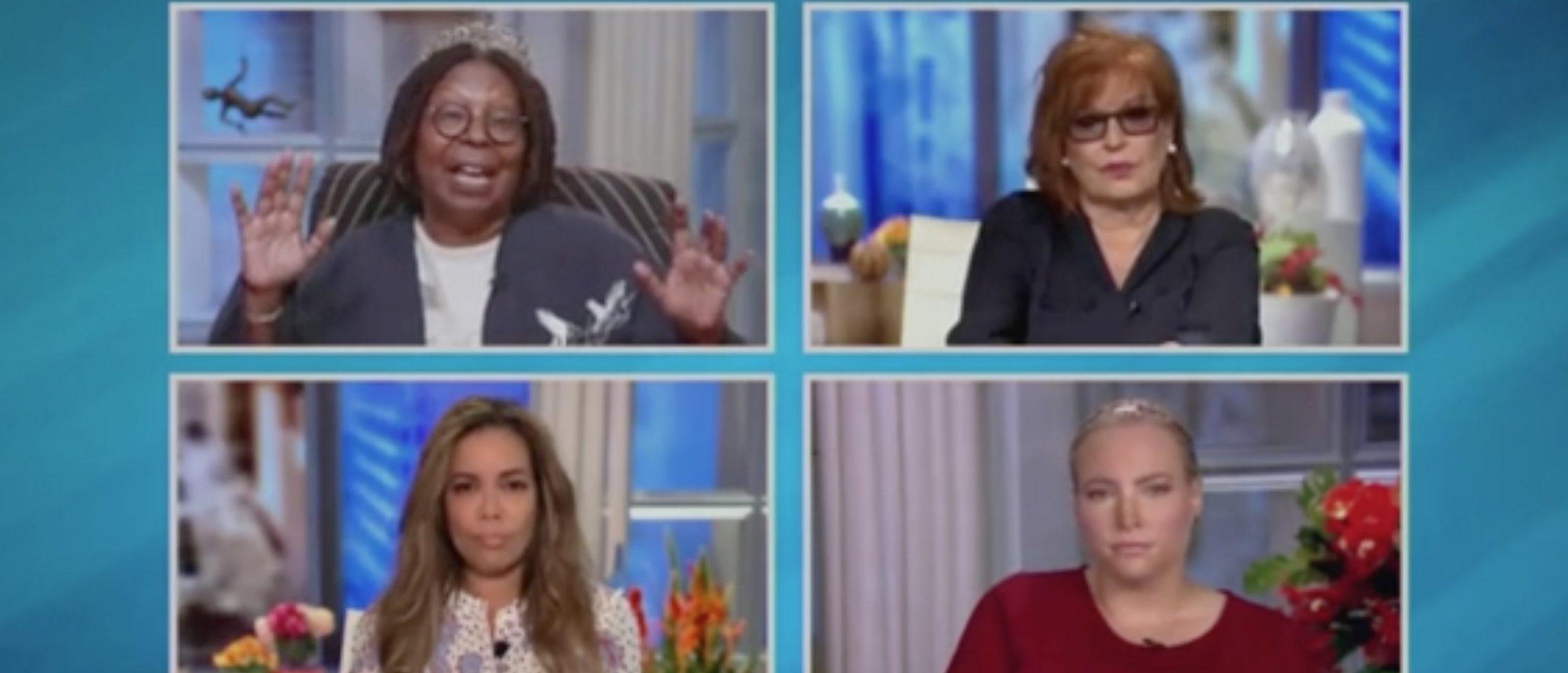 Whoopi Goldberg Demands Tucker Carlson Apologize For Calling Tammy Duckworth A 'Coward'
