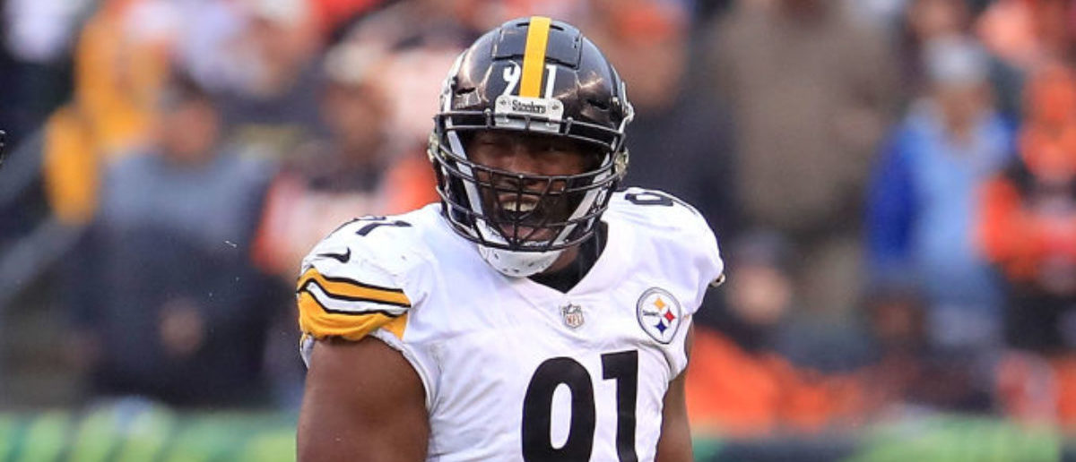Stephon Tuitt not Kneeling for Anthem, Doesn't Care what Anybody Thinks