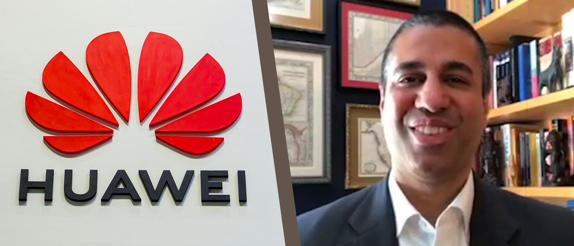 EXCLUSIVE: FCC Chairman Ajit Pai Explains The 'Unique Threat' Chinese Companies Pose To US