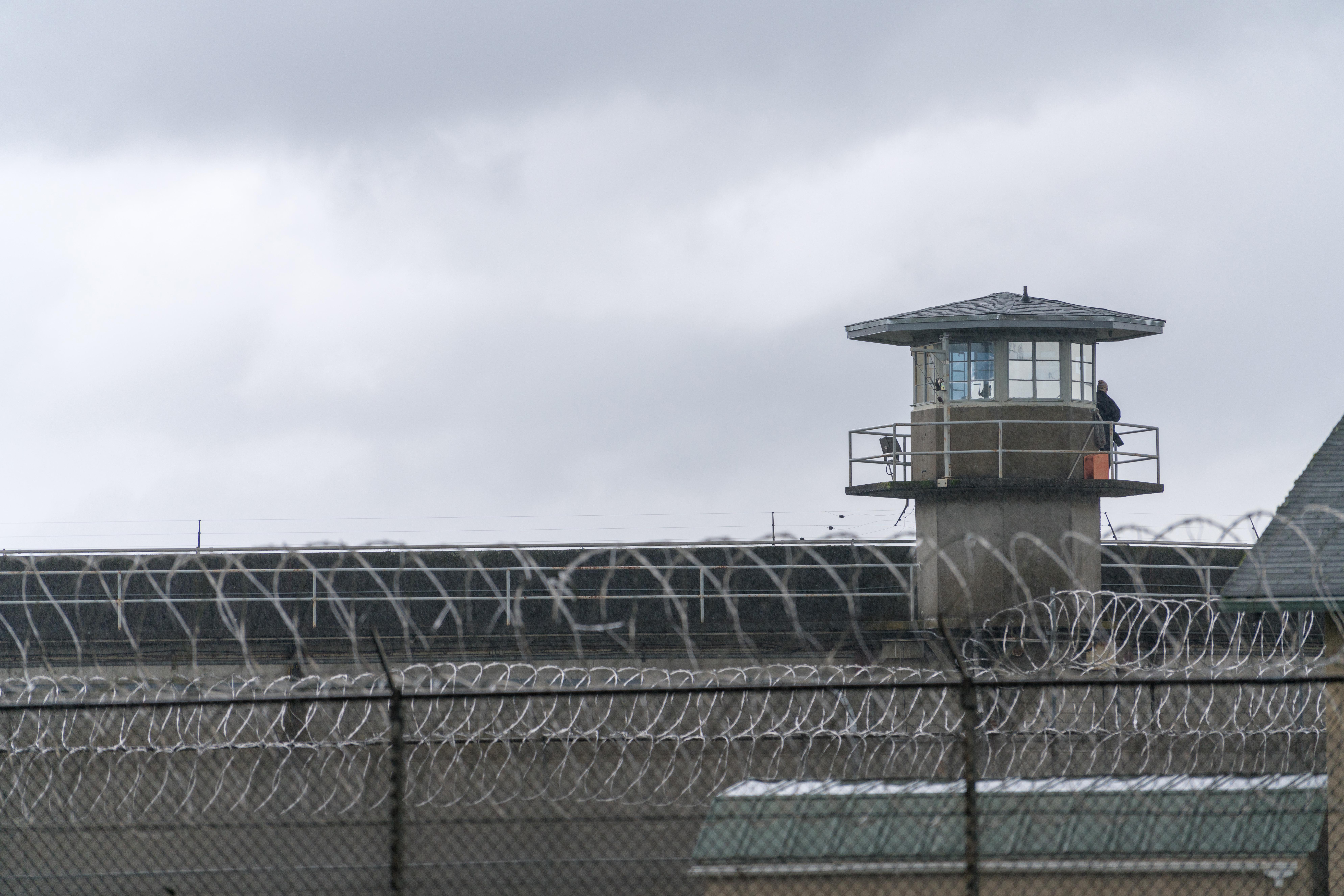 Prison facility (Real Window Creative/Shutterstock)
