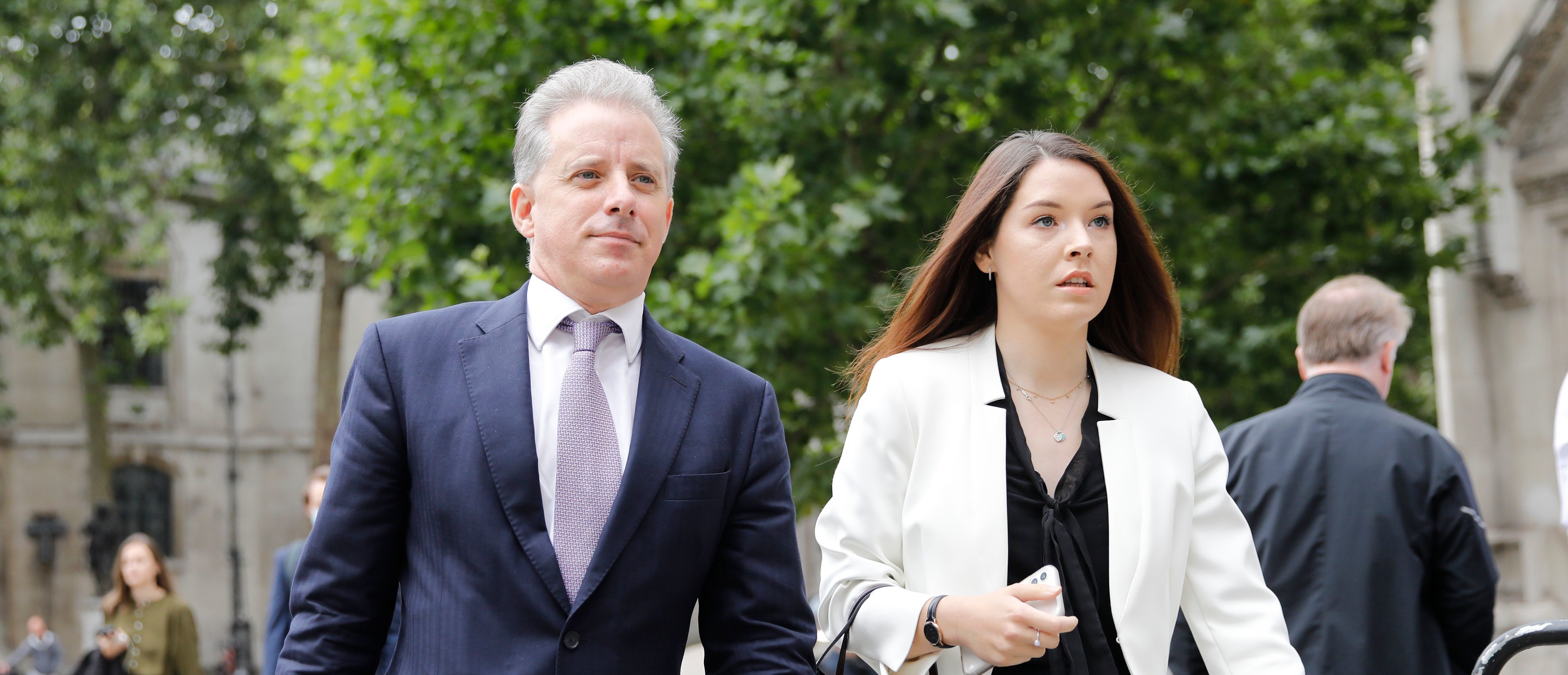 Steele Source Had Meeting In Russia At Crucial Point In Dossier Saga