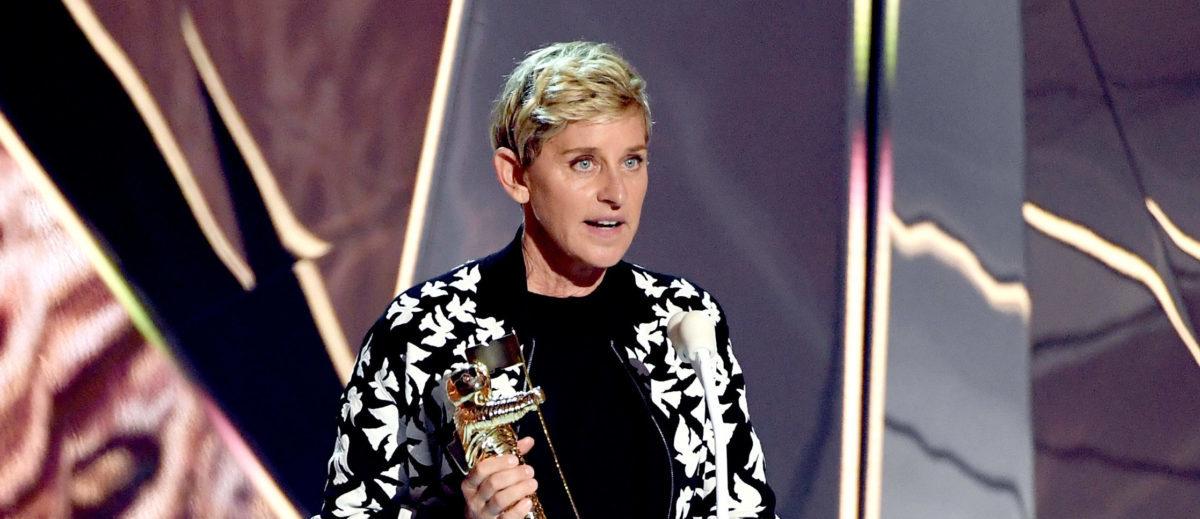 Former DJ On `The Ellen Show` Says He...