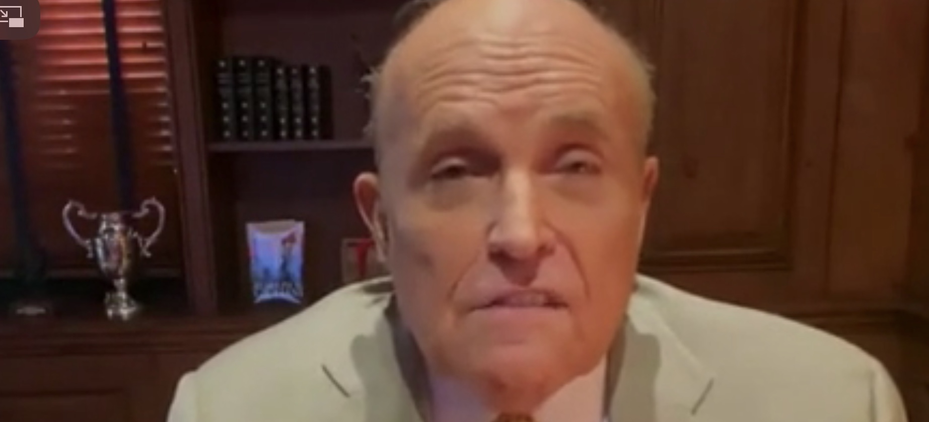'These Are Killers': Rudy Giuliani Calls Black Lives Matter 'Terrorist Group'