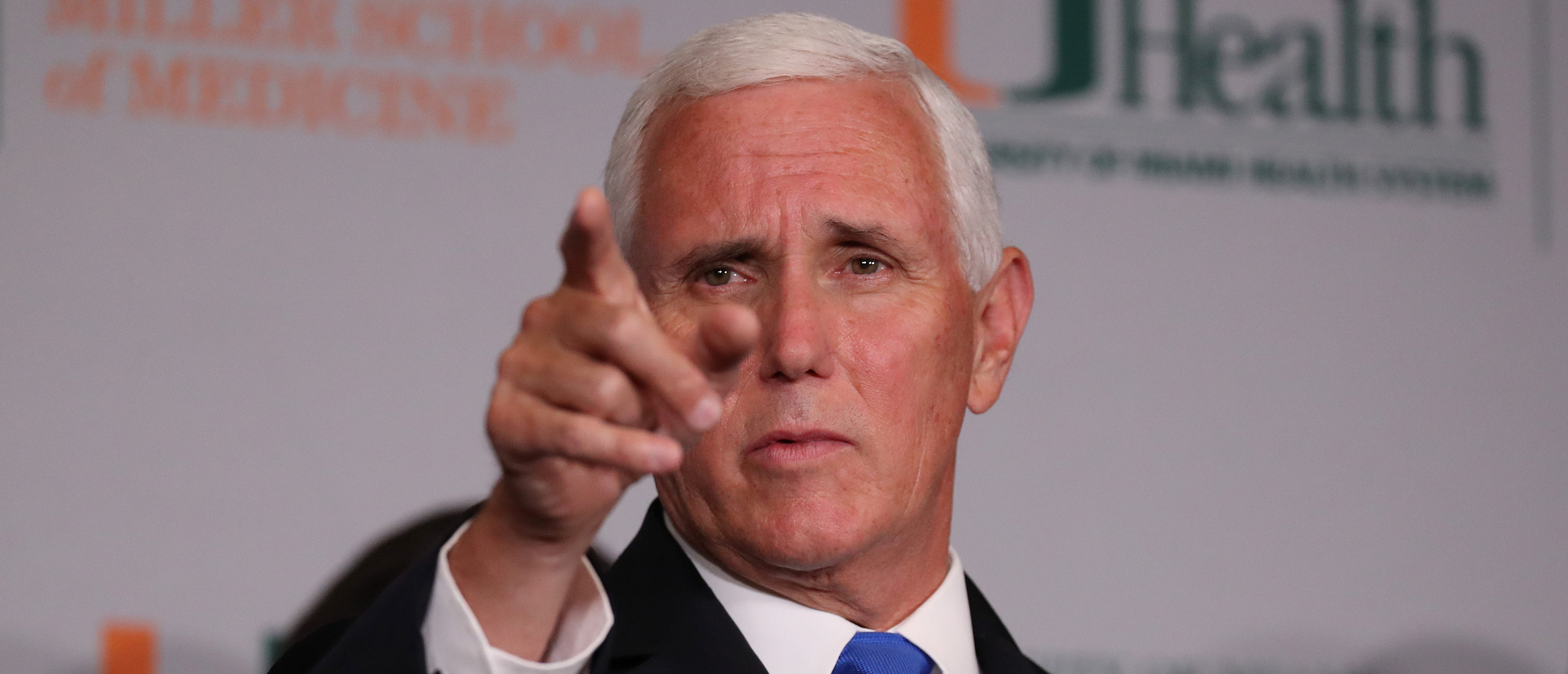 Mike Pence: Chief Justice John Roberts Is A `Disappointment...