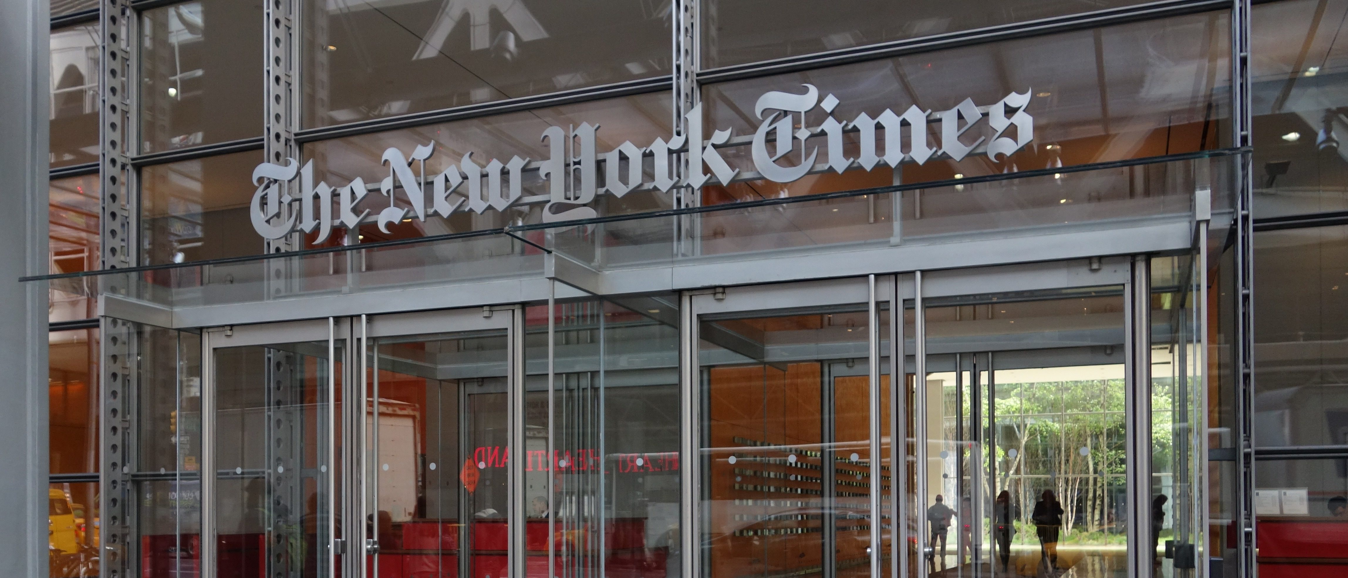 The New York Times Quietly Deletes Hundreds Of Chinese-Paid Propaganda Advertorials