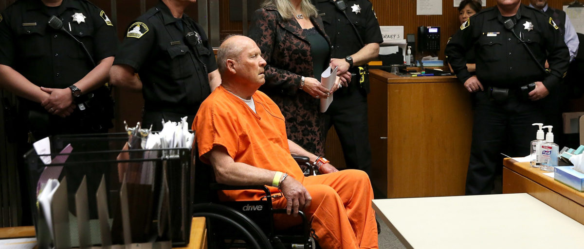 Victims Of Golden State Killer Give Impact Statements
