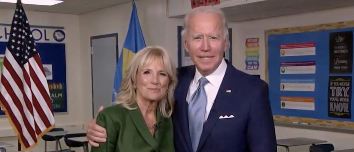 FACT CHECK: Did Jill Biden Say, 'All Americans Will Be Required To Learn Spanish When We Win'? thumbnail
