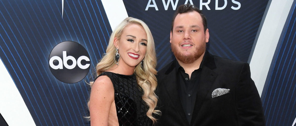 Country Music Star Luke Combs Shares Beautiful Behind The Scenes Wedding Photos The Daily Caller