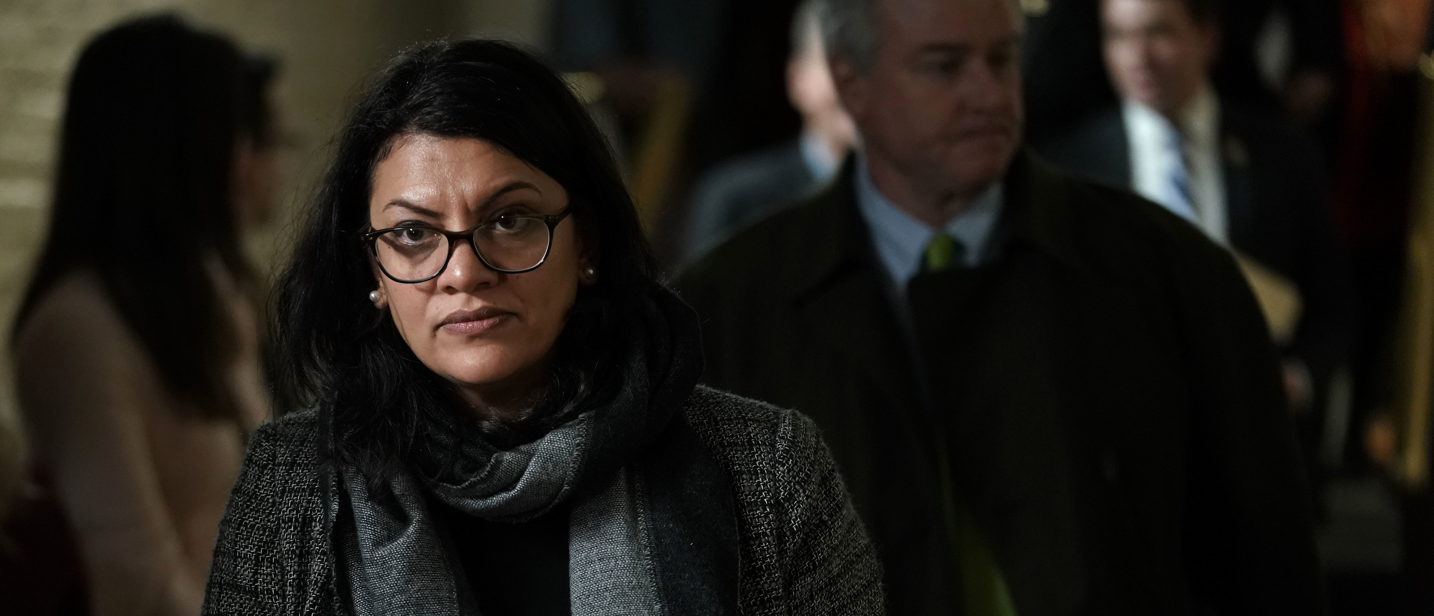 Rashida Tlaib Violated Campaign Finance Law, House Ethics Committee Unanimously Rules