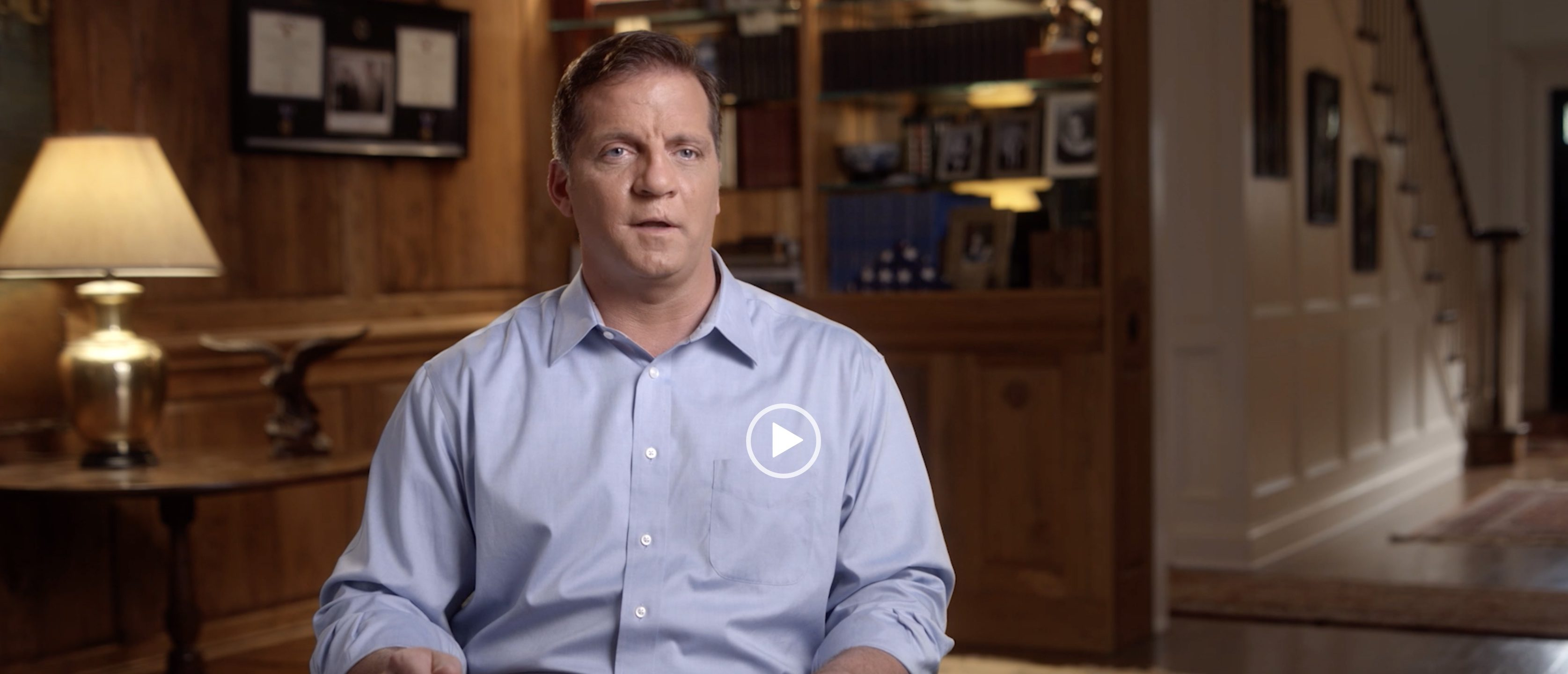 'Stand Taller On One Leg': Veteran Amputee Running For Senate Launches Ad Attacking 'Violent, Left-Wing Extremists'