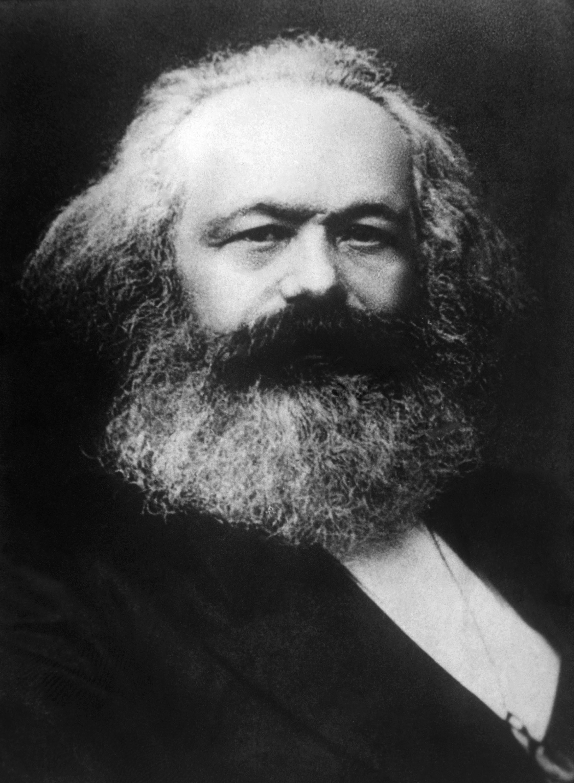 Karl Marx (Everett Collection/Shutterstock)