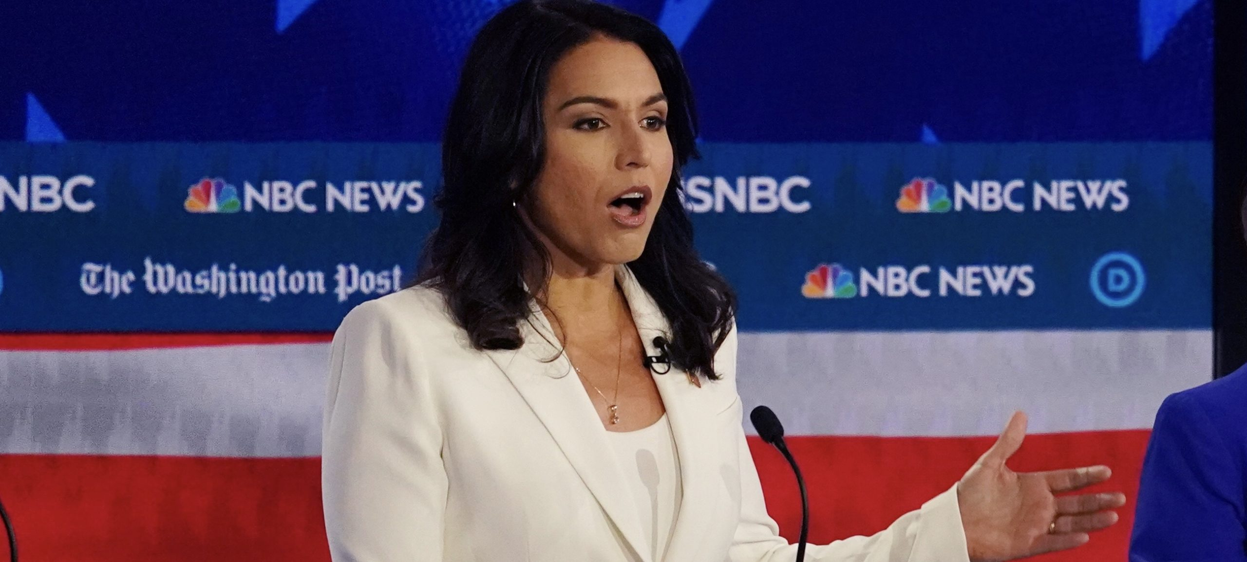 Tulsi Gabbard Says Bipartisan Bill Banning Ballot Harvesting...
