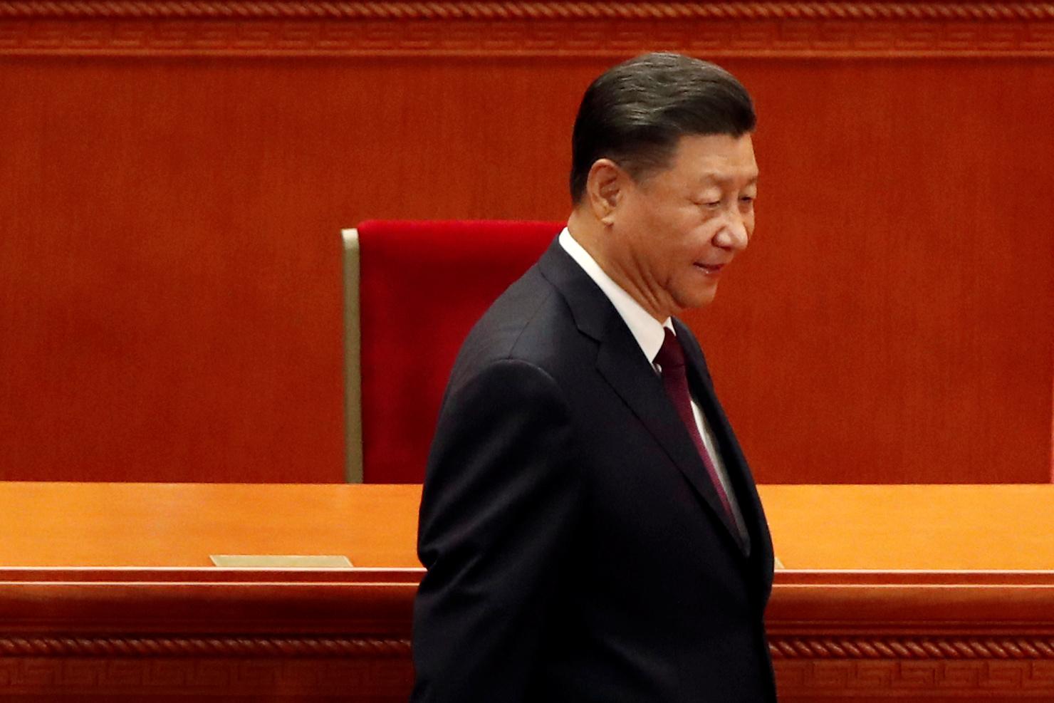 Chinese President Xi Jinping REUTERS/Carlos Garcia Rawlins