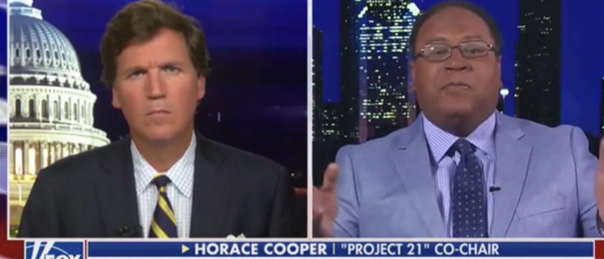 Horace Cooper Blasts The Bail Project On...