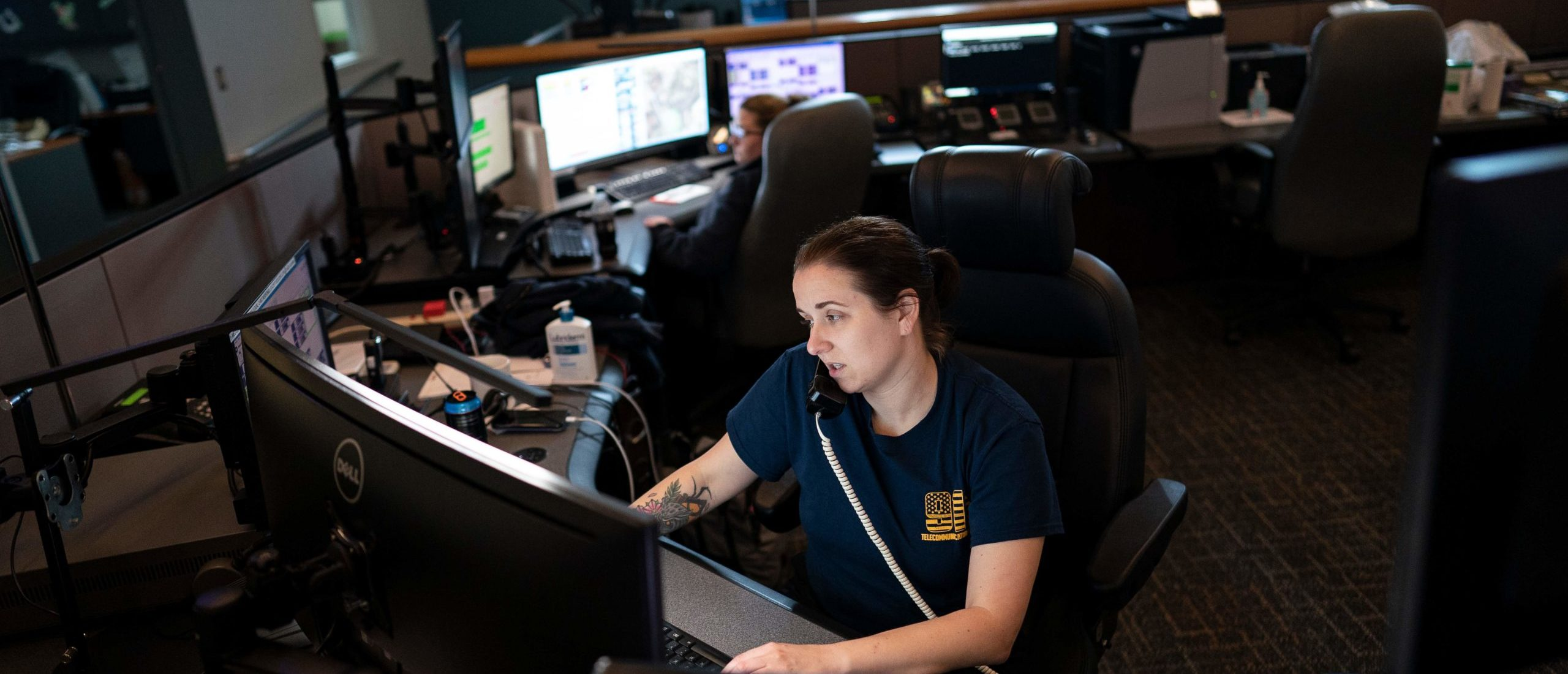 Police Departments Across The Country Report 911 Outages