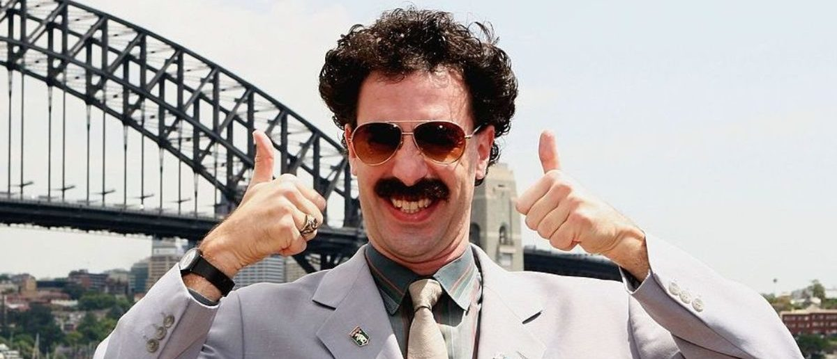 GoFundMe For Woman In `Borat` Raises A Staggering...