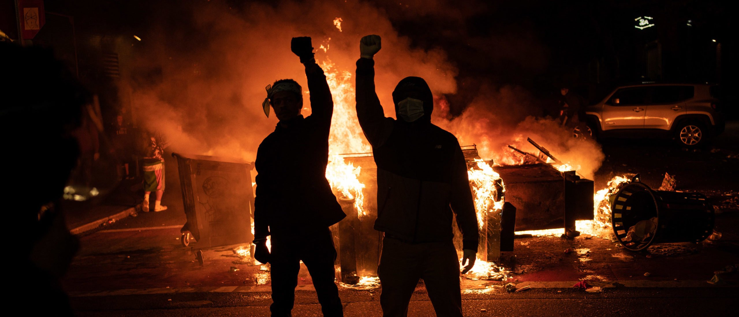 Here Are 5 Times People Rioted Over Police-Related Incidents Before All The Facts Were Out