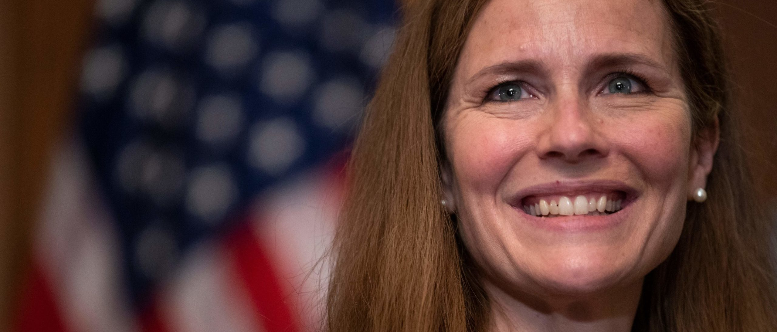 Female GOP Senators Say Amy Coney Barrett Will...