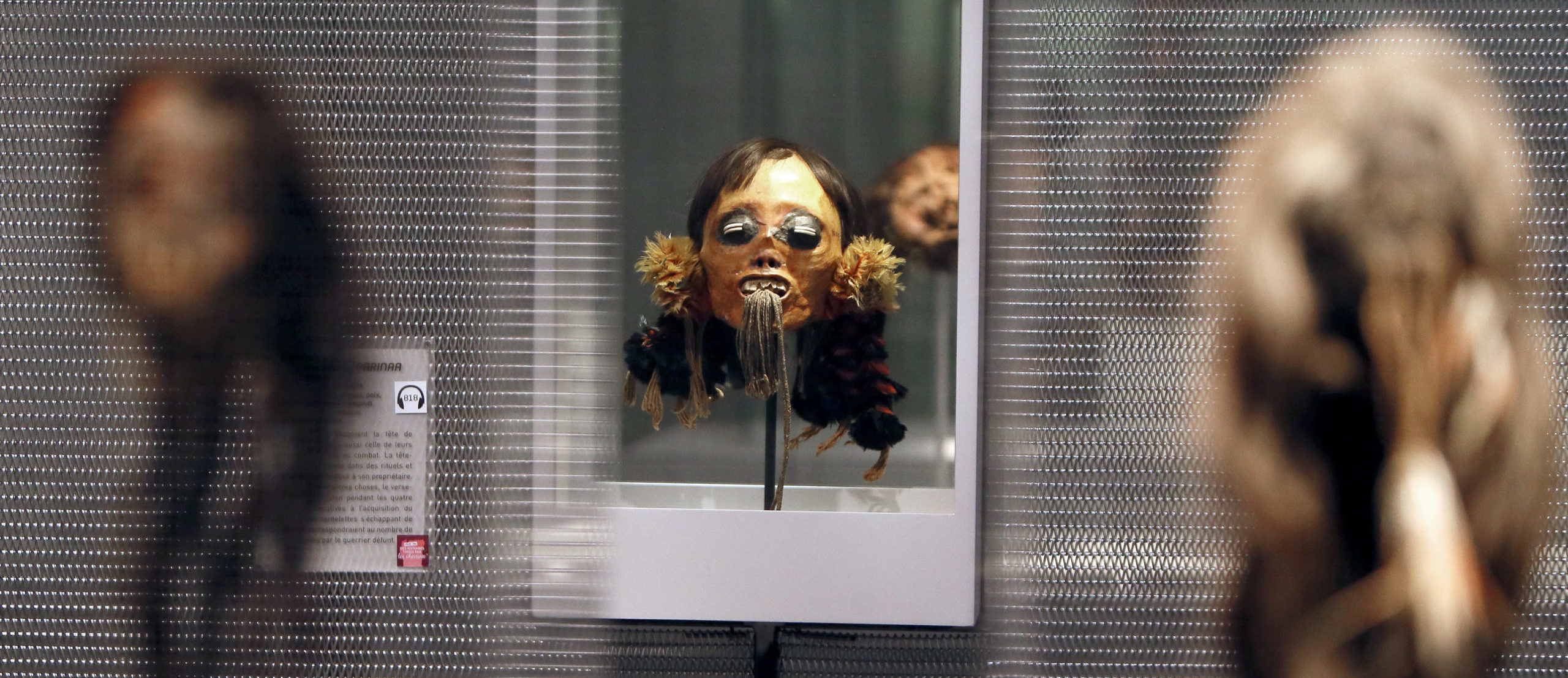 Museum Removes Famous Shrunken Heads, Human Remains To 'Decolonize' Its Collections