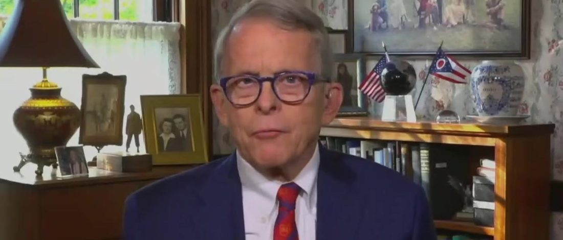 Mike DeWine: Trump Has Been 'Extremely Respectful' Of Military, Says Anonymous Sources 'Should Come Forward' thumbnail
