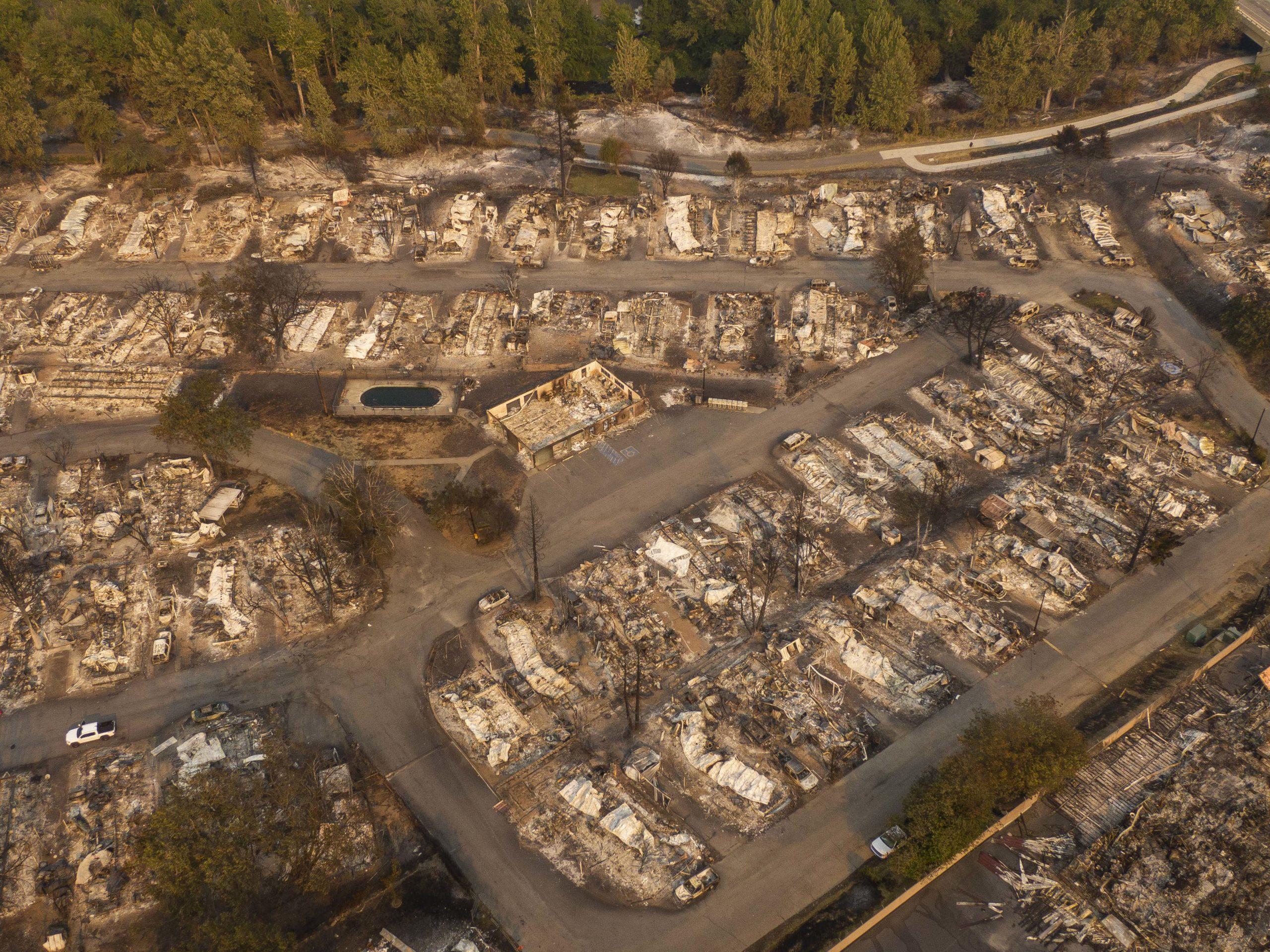 Oregon Wildfire