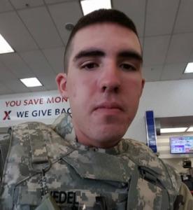 Pvt. 2nd Class Gregory Scott Morales/Fort Hood press center