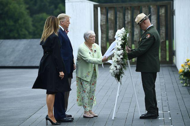 (Photo by BRENDAN SMIALOWSKI/AFP via Getty Images)