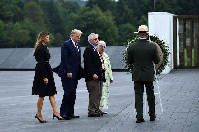 Photo by BRENDAN SMIALOWSKI/AFP via Getty Images)