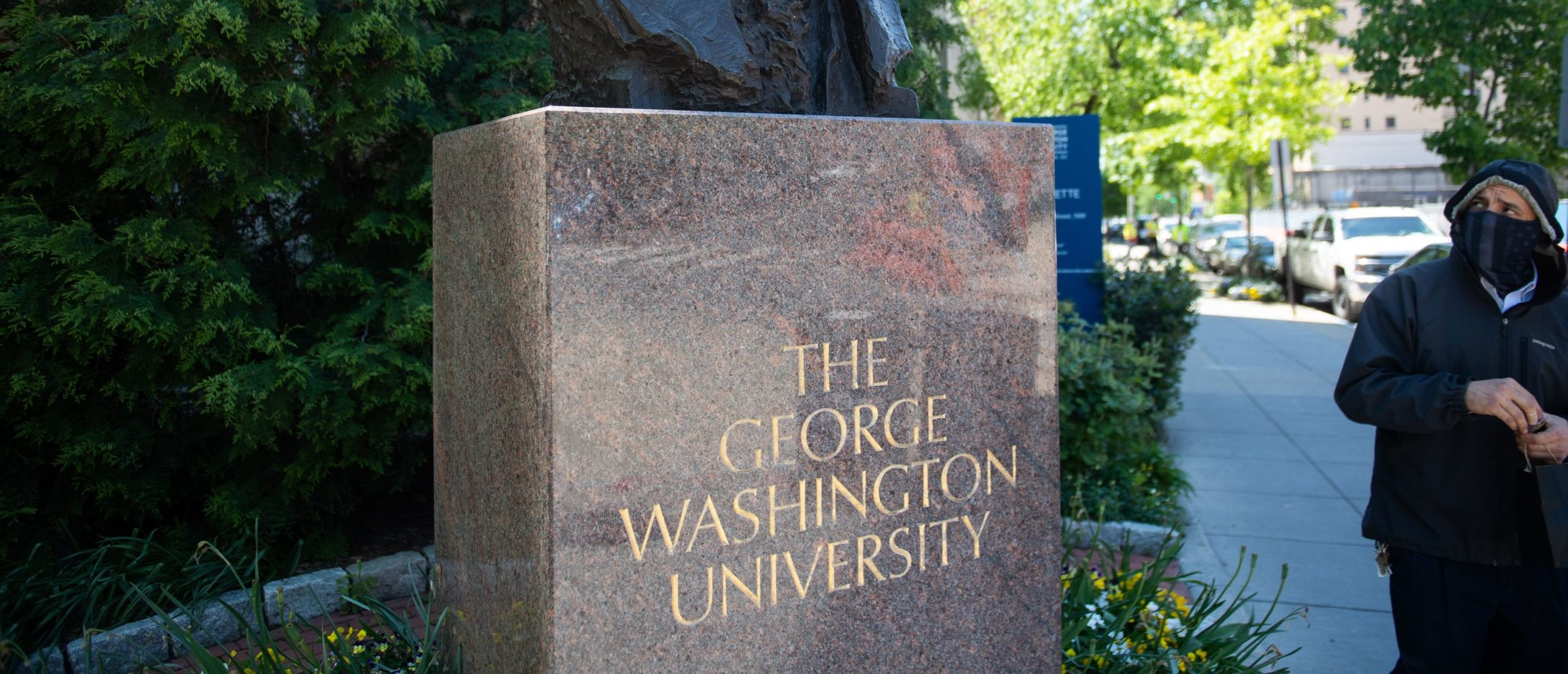'Emotional Aftershocks': George Washington University Offers Mental Health Services To Cope With Election Results
