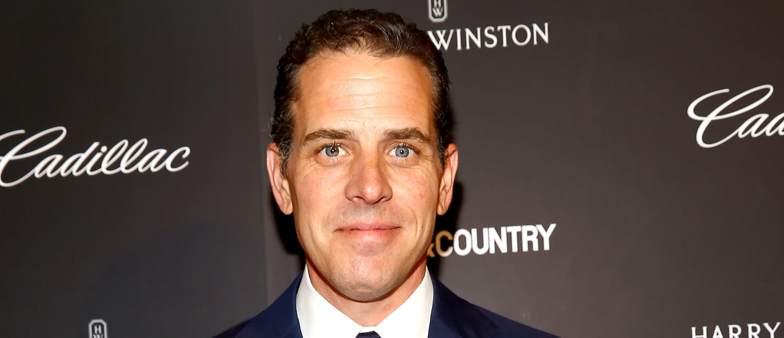Hunter Biden attends a screening. (Astrid Stawiarz/Getty Images)