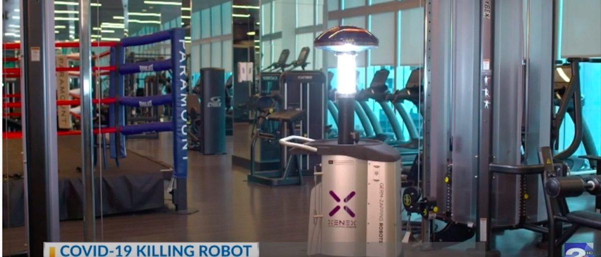 Carolina Panthers Purchase `Germ-Zapping Robots` To Get Stadium...