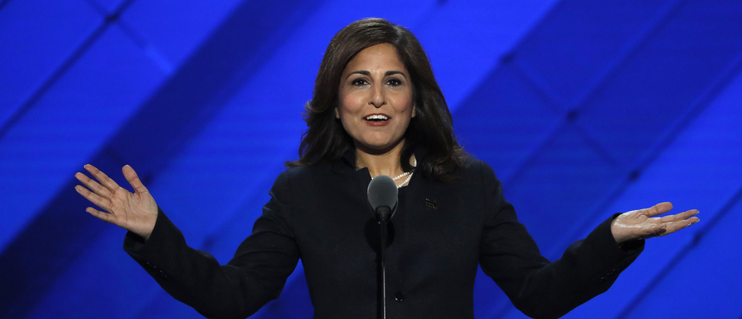 Neera Tanden Was 'Proud To Fight' Against Trump Cabinet Picks, Now She's Battling To Save Her Own Nomination thumbnail