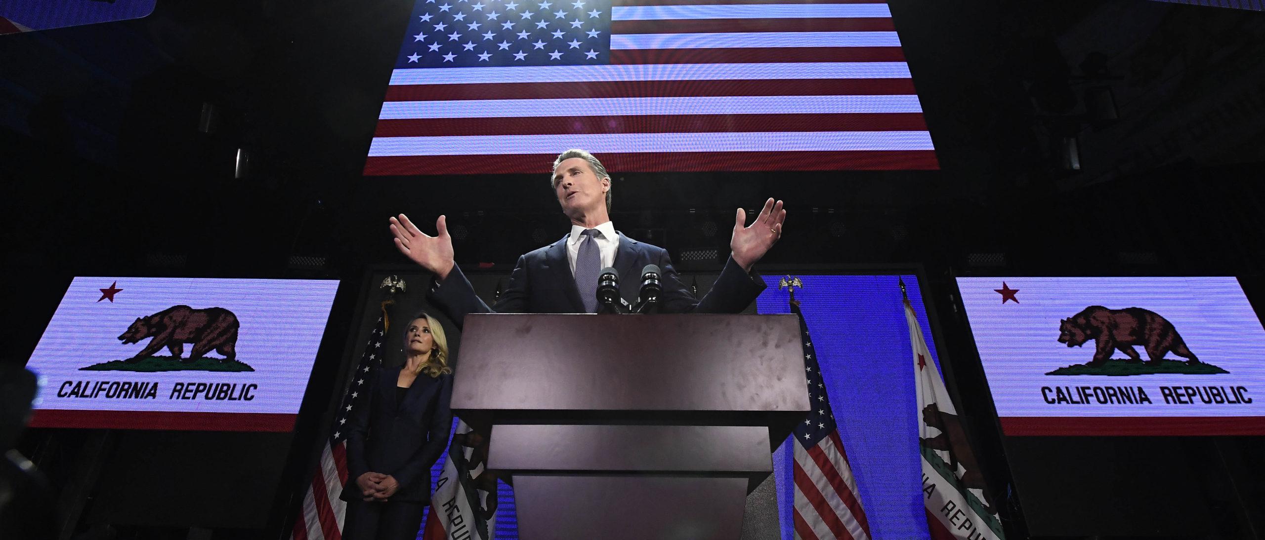 Improbable Effort To Recall Gavin Newsom Reaches 750,000...