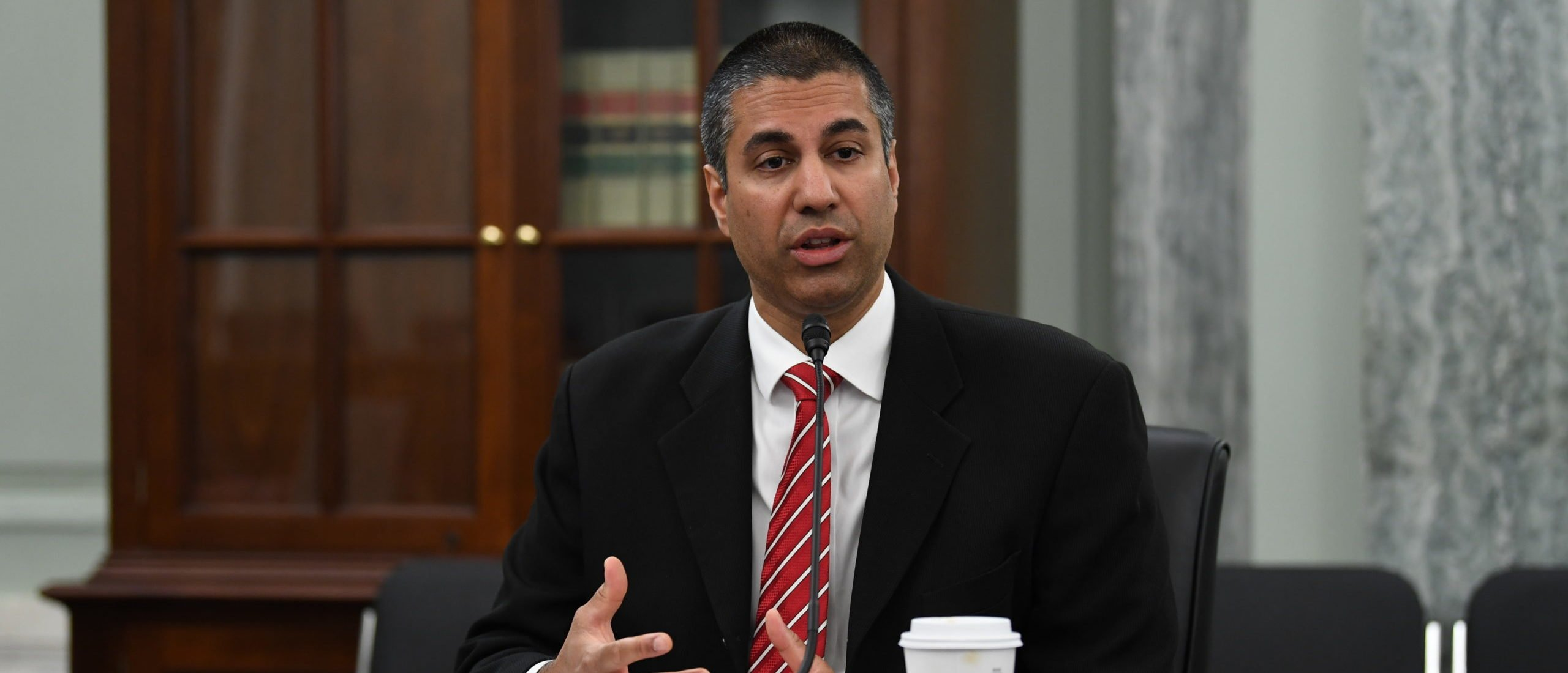 FCC Chairman Ajit Pai To Step Down, Leaves...