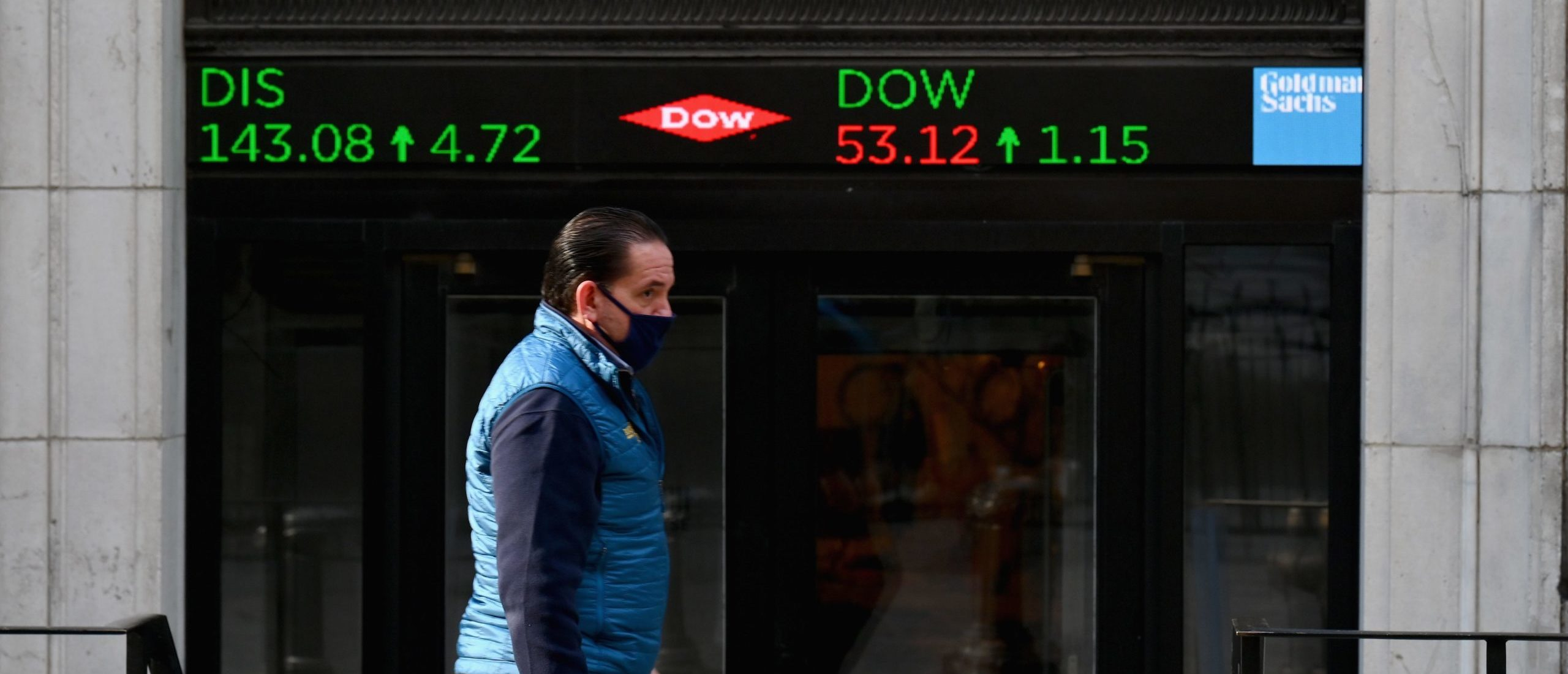 Stock Market Index Hits All-Time High Off Vaccine,...