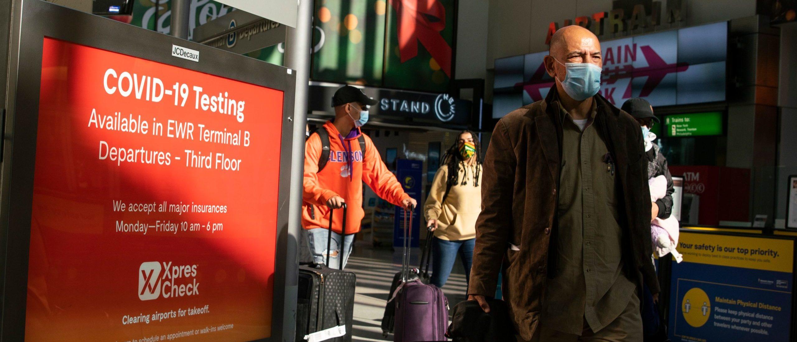 Millions Defy CDC Travel Warning, TSA Data Shows