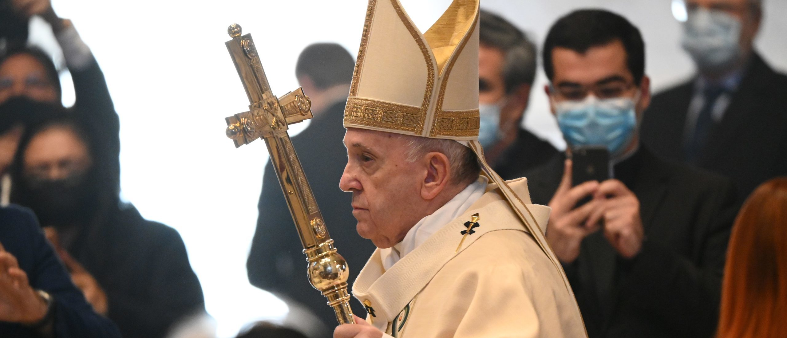 Pope Francis Names Uighurs As Persecuted Group For...