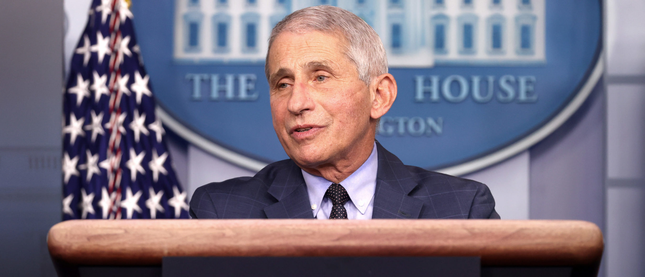 Anthony Fauci Warns About Post-Thanksgiving `Surge Upon A...