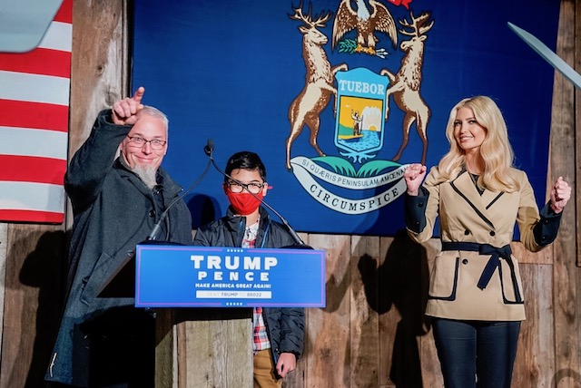 (Photo: Courtesy of Donald J. Trump for President)