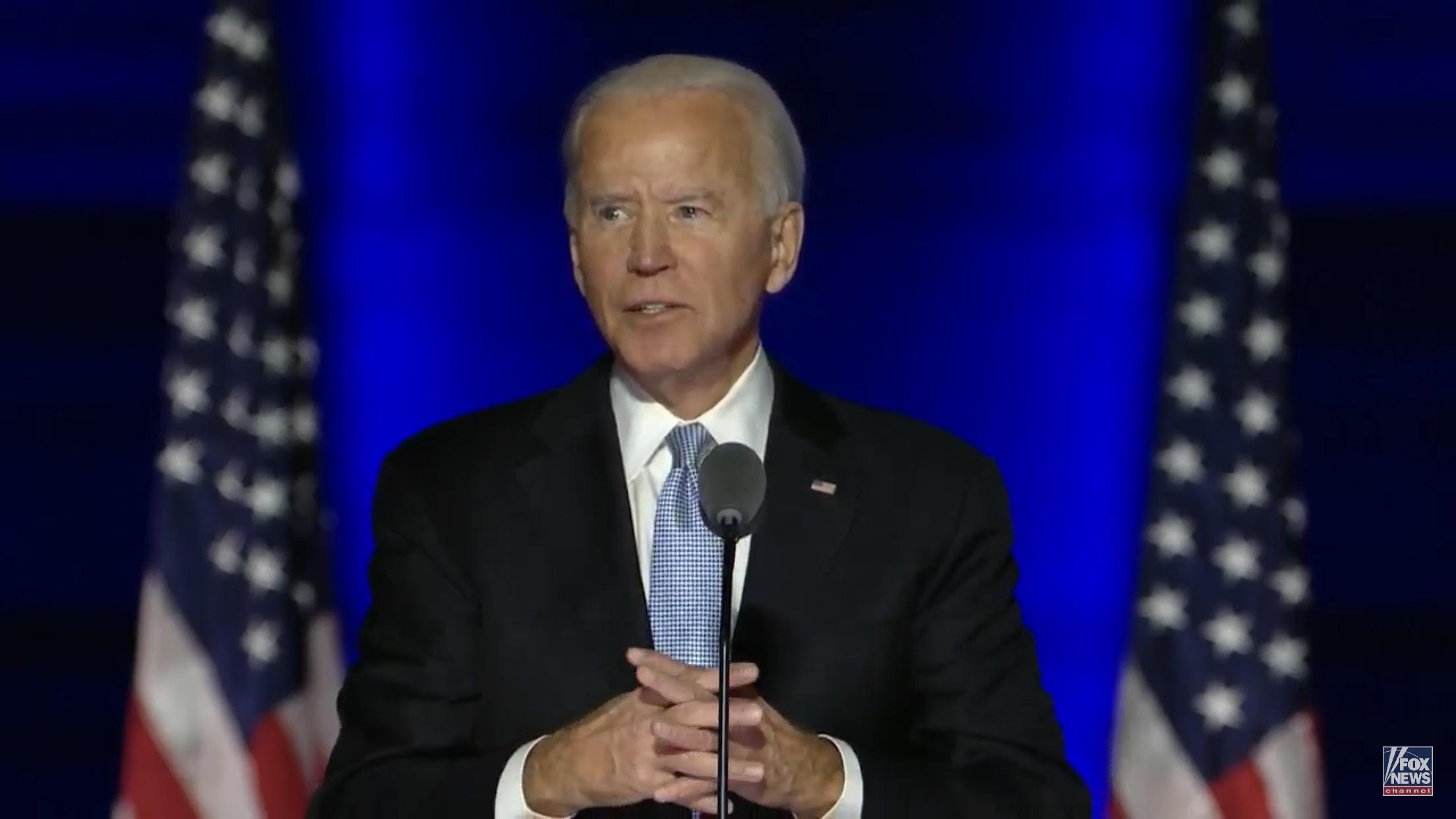 Former VP Joe Biden (Screenshot/Fox News/Youtube)